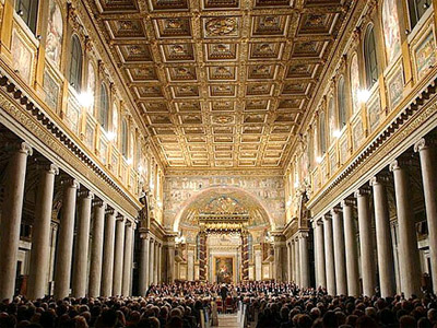Basilica S. Maria Maggiore