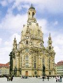 Informationen zu Frauenkirche Dresden