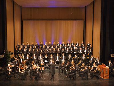 Concentus Musicus und Nikolaus Harnoncourt