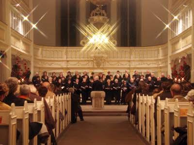 Konzert in der Johann Sebastian Bach Kirche