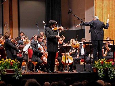 Gustav Mahler Jugendorchester, 2008