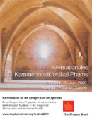 Informationen zu Pharos International Chamber Music Festival