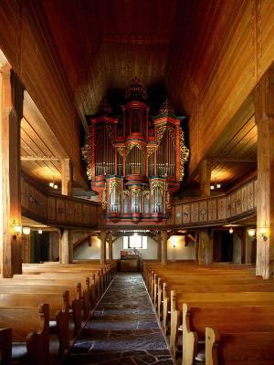 Kirche Saanen