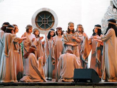 Festival de Wiltz 2009: Nabucco