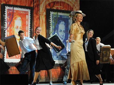 Festival de Wiltz 2009: Musical Evita