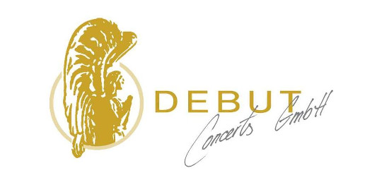 Logo DEBUT Europäischer Gesangswettbewerb