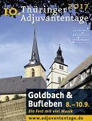 Informationen zu Güldener Herbst - Festival Alter Musik in Thüringen