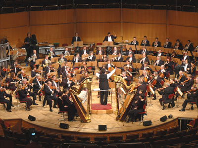 02.06.2010 - WDR Sinfonieorchester ? Bychkov ? Vogler