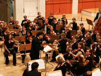 27.05.2010 - Deutsche Streicherphilharmonie und Michael Sanderling