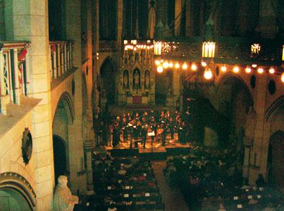Festkonzert zur Reformation, Schlosskirche zu Wittenberg 2007