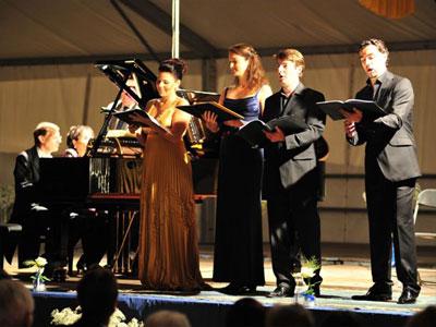 Liebesliederwalzer - Solisten des Festkonzerts der Academia Vocalis 2009
