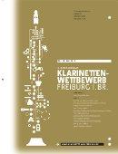Informationen zu Internationaler Klarinettenwettbewerb Freiburg