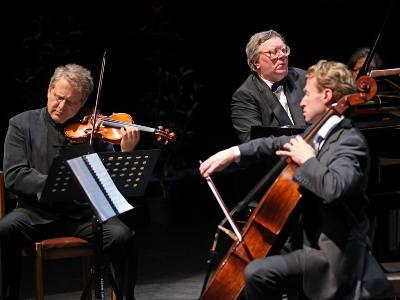 Trio Mintz-Glaser-Uryash