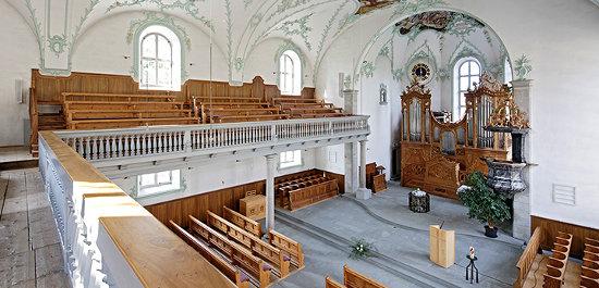 Evangelische Kirche Trogen