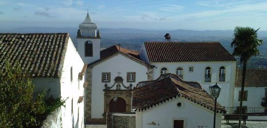 Marvão's Kirche Igreja do Santo Espírito