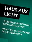 Informationen zu Europ�isches Festival Geistlicher Musik