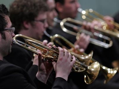 Vier Trompeter