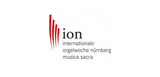 Logo Internationale Orgelwoche Nürnberg - Musica Sacra